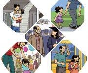 Sobre la paternidad por una hija