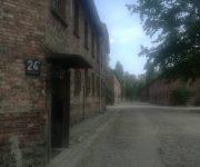 Domingo 02/09: Auschwitz