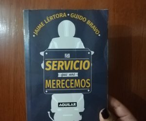Sobre «El servicio que nos merecemos»