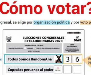 Sobre mi voto, tu voto, nuestro voto