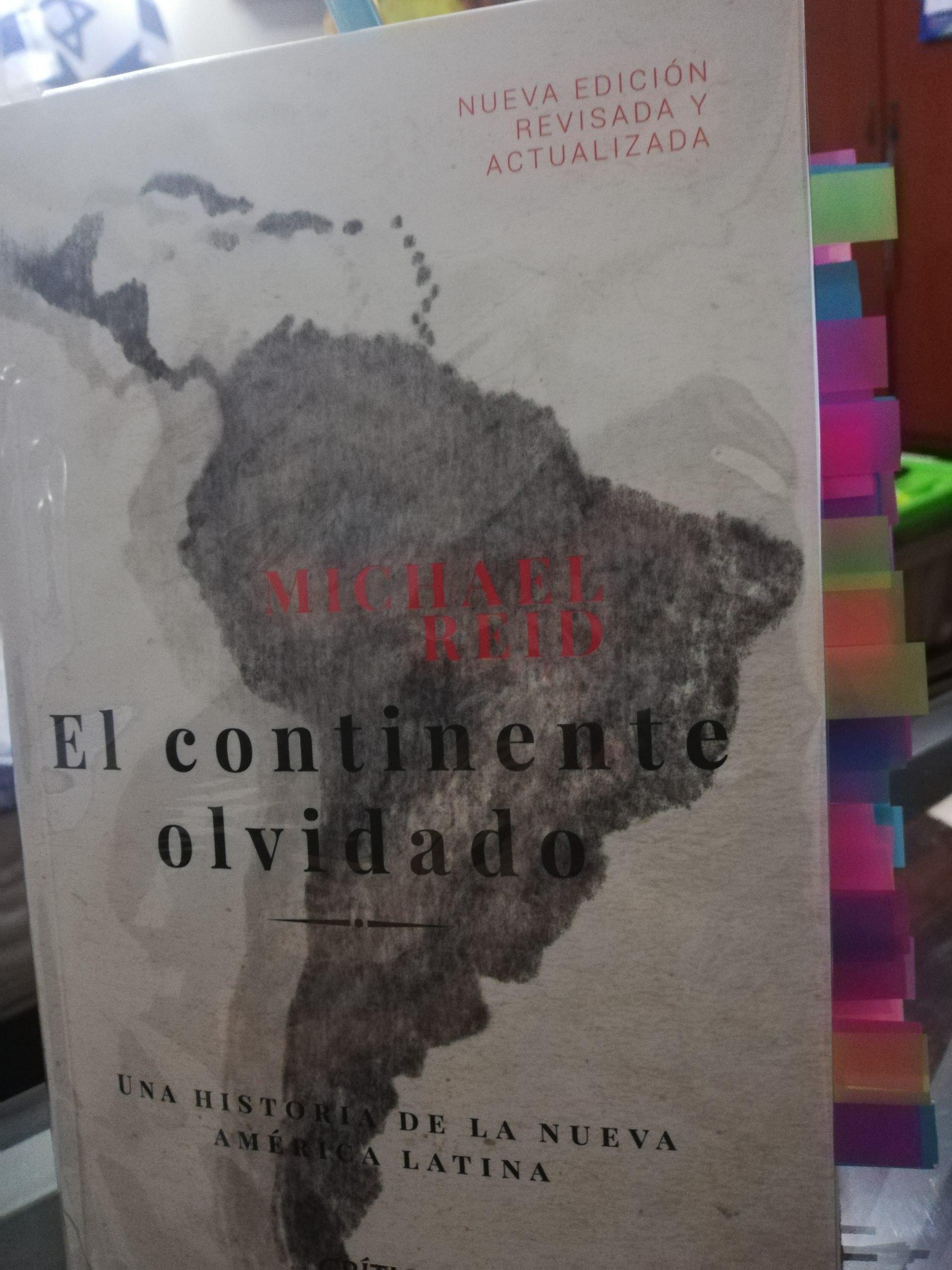 Sobre «El continente olvidado»