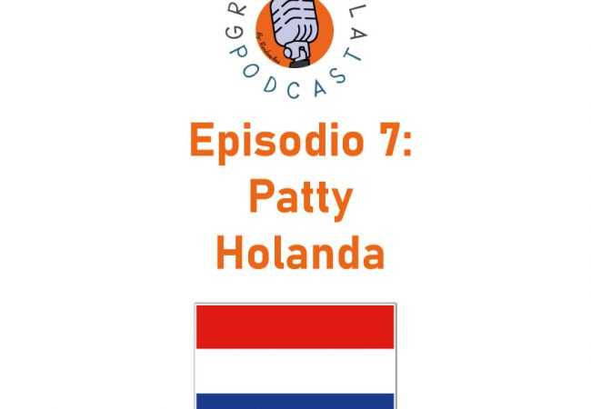 Episodio 07: Patty – Holanda